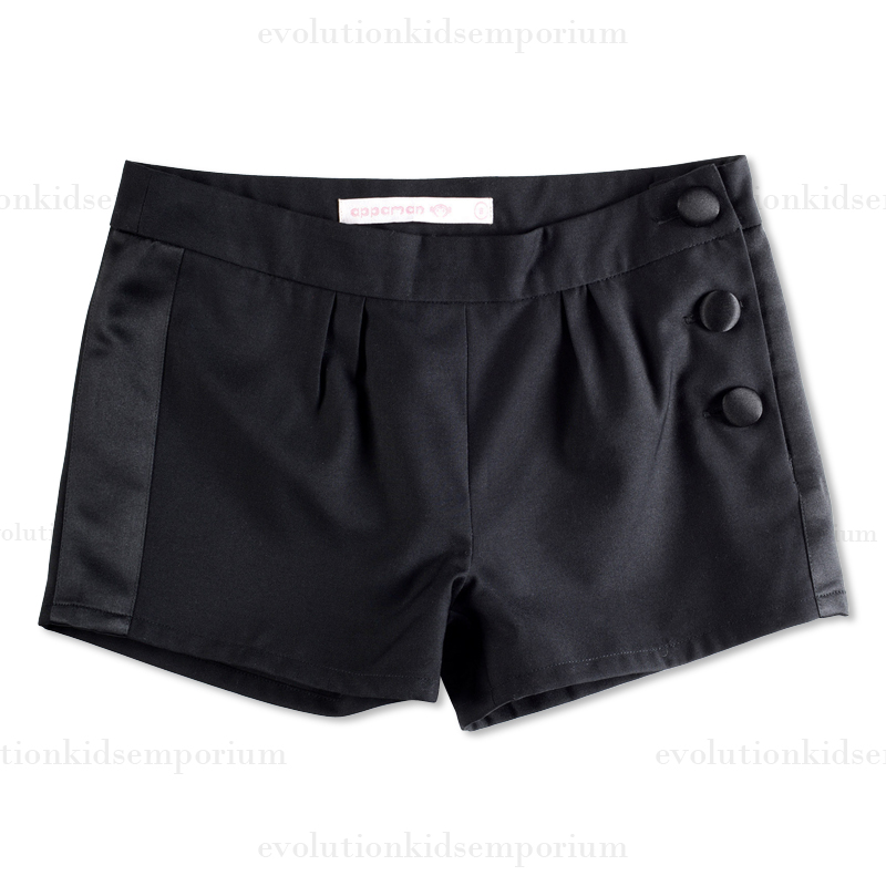 black shorts girls