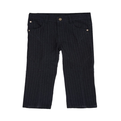 Fore!! Axel & Hudson Navy Pinstripe Work Pants w/Back Tab