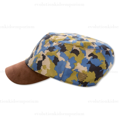 Fore!! Axel & Hudson Camouflage Print Cadet Cap