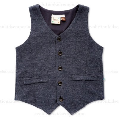 Fore!! Axel & Hudson Navy Knit Vest