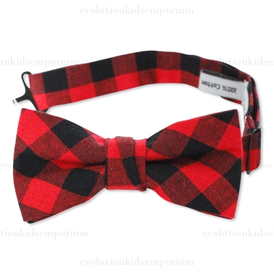 Boys Urban Sunday Buffalo Bow Tie