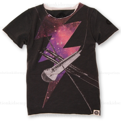 Mini Shatsu Intergalactic Rock Star Tee