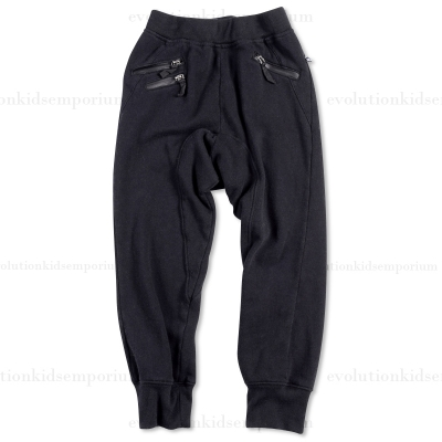 Appaman Black Parker Sweat Pants