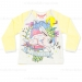 Little Wings Yellow Hopping Along Classic Tee by Paper Wings Australia