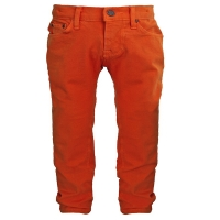 La Miniatura Competition Orange Crayon Denim Skinny Jeans