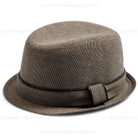 Fore!! Axel & Hudson Mini Houndstooth Fedora
