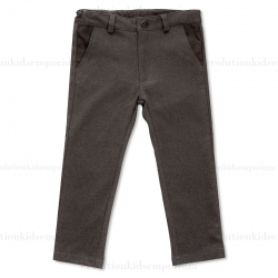 Fore!! Axel & Hudson Grey Flannel Pants