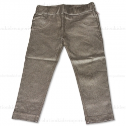 Fore N Birdie Metallic Stretch Metallic Twill Jeggings
