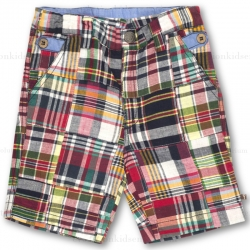 Fore!! Axel & Hudson Madras Shorts