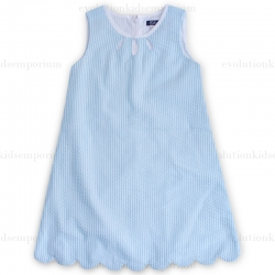 E-Land Kids Aqua Sally Dress