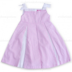 E-Land Kids Pink Jackie Dress
