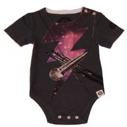 Mini Shatsu Intergalactic Rock Star Onesie