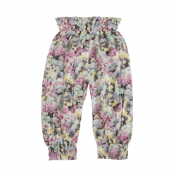 Little Wings Flowers Cloud Harem Pants