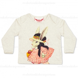 Little Wings Classic Winter Bunny Tee