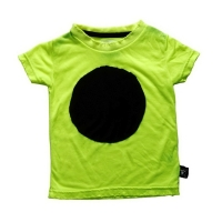 Nununu Neon Circle Patch Tee