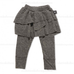 Nununu Dark Grey Leggings Skirt