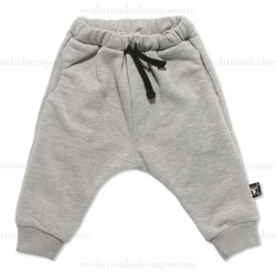 Nununu Heather Grey Riding Sweat Pants