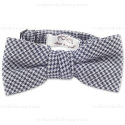 Fore!! Axel & Hudson Houndstooth Bow Tie