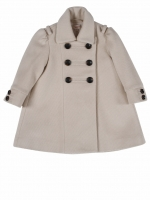 Pale Cloud Celine Coat