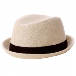 Fore!! Axel and Hudson Natural Paper Straw Trilby