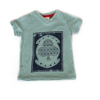 Fore!! Axel & Hudson Club Card V-Neck Tee