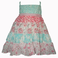 Hopscotch Betsy Dress Orchid