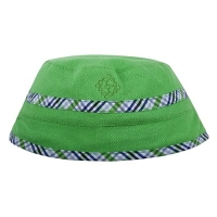 Andy & Evan Green Plaid Reversible Bucket Hat
