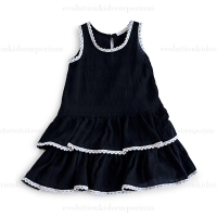 Blu Poney Vintage Black Clara B. Dress