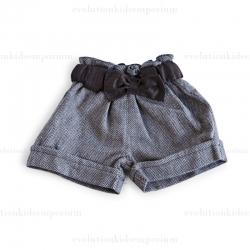 Sierra Julian Truffle Danilo Tweed Shorts