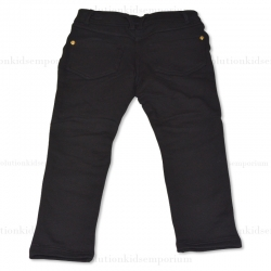 Blü by Blü Black Basic Fleece Pants
